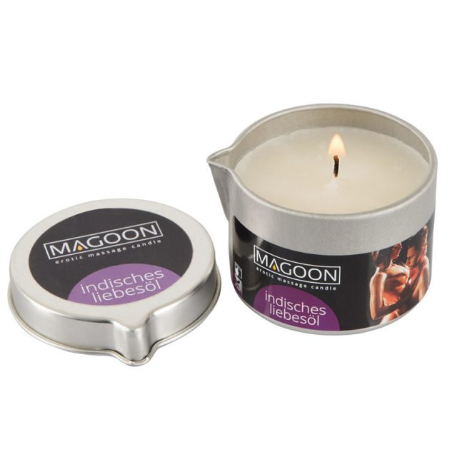 Magoon duftlys til massage
