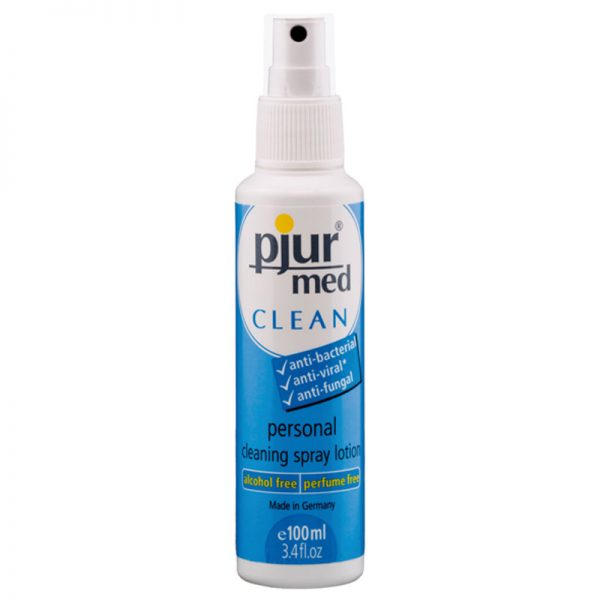 Pjur MED Rengøringsspray 100 ml