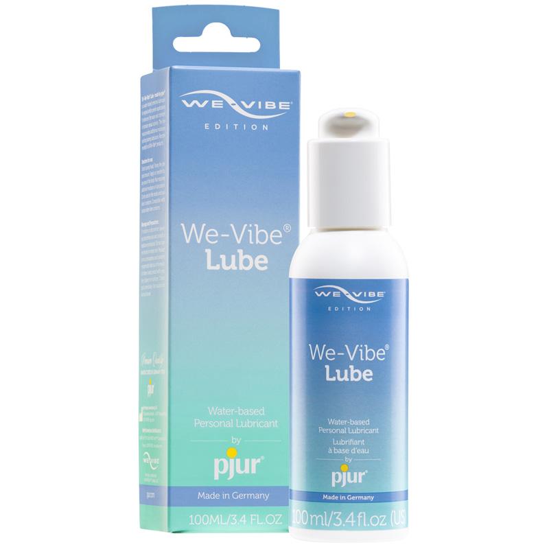 Køb Pjur We-Vibe Vandbaseret Glidecreme 100 ml