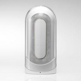 TENGA Flip Zero med Vibrator Hvid