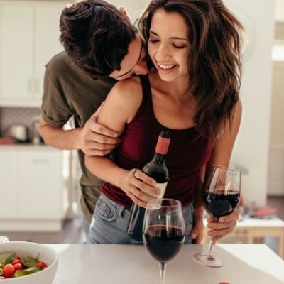 date night i hjemmet