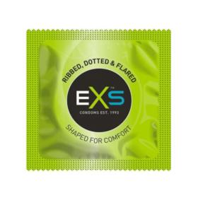 EXS Extreme 3 i 1 Kondom - 1 stk