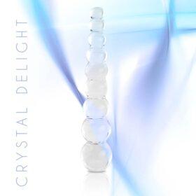 FeelzToys Crystal Delight Glasdildo